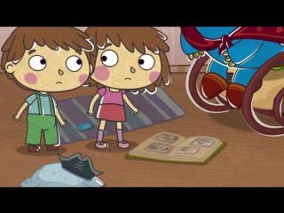 Малыши и Летающие звери - Все серии - Лучшие детские мультики - Сборник