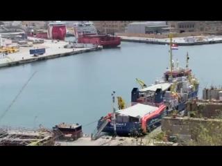 Mittelmeer- Alle NGO-Schiffe liegen in Häfen oder sind festgesetzt