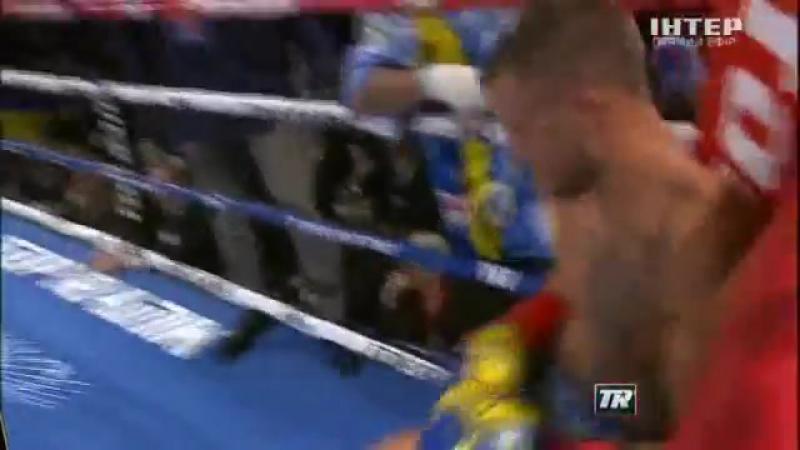 Василий Ломаченко vs. Гильермо Ригондо. Весь бой - Интер