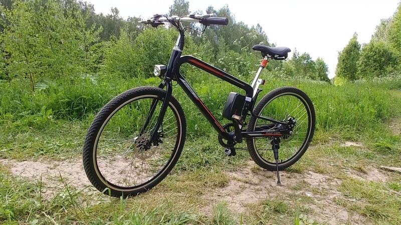 Обзор электрического велосипеда Airwheel R8 Две ипостаси без ограничений