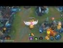 Athena Todas as Habilidades Heroes Evolved