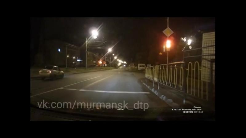 Убежал автомобиль Мурманск