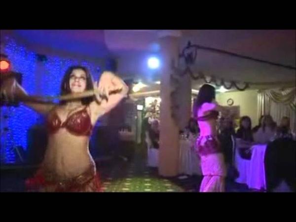 танец с саблей wmv