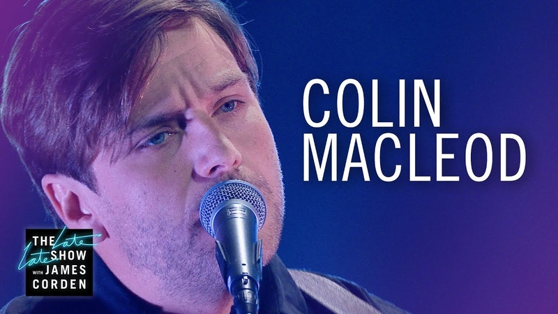Colin Macleod - Kicks In (The Late Late Show with James Corden)