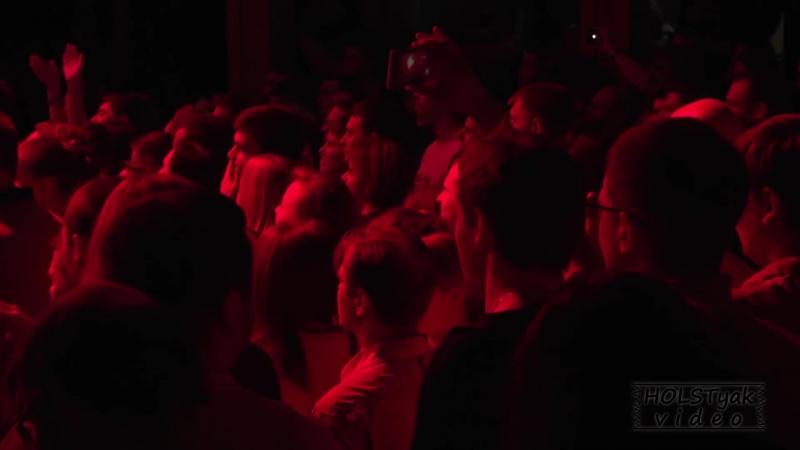 "АнимациЯ - непорусски. Презентация альбома ""Распутье"". Москва, клуб RED (02.04.2015)"