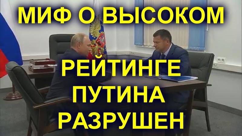 Отмена позорных выборов в Приморье: шах и мат Путину и Единой России