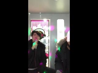 우리 뮤지컬배우님이랑 한곡😊😁🤣 #BTS