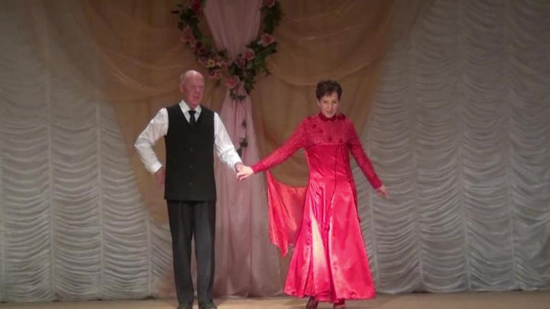 2014-11-22- Школа танцев для взрослых -Дачный блюзВальс