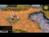 Battleforge PVP Replay #65 - YaBroo vs ahha