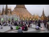 Shwedagon Pagoda, Myanmar in 4K (Ultra HD)