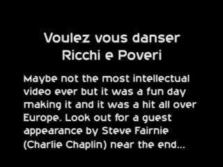 Ricchi e Poveri - Voulez Vous Danser - Ricchi e Poveri