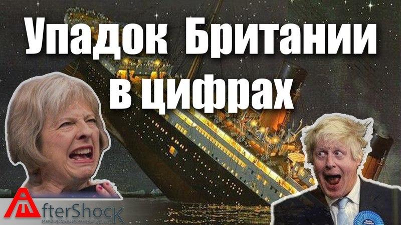 Это в России проблемы Да Вы на Великобританию посмотрите!