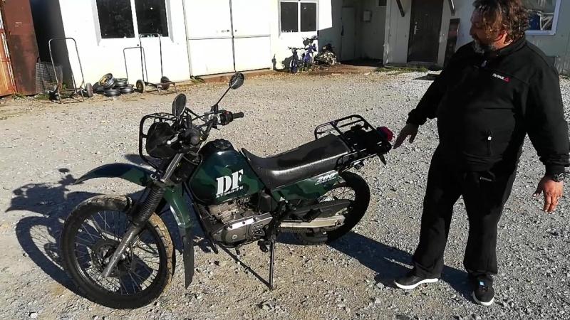 .....Внедорожник.СУЗУКИ ДФ 200.на Базе Сузуки Джебел 200.мотоцикл без подготовки со скидкой 105 рублей...