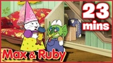 Max &amp Ruby Ruby's Hiccups The Big Picture Ruby's Stage Show - Ep. 15