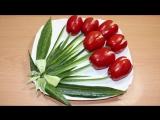 9 Идей с Едой на День Всех Влюбленных 14 Февраля. День Святого Валентина