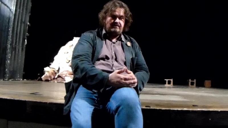 Павел Руднев о проведении лаборатории Театр и семейный вопрос