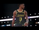 Bronny Jr. - The Future ft. LeBron James NBA 2K18