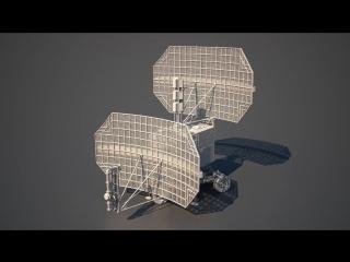 РЛС (Радиолокационная станция П-37) вроде :)