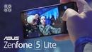 Обзор ASUS Zenfone 5 Lite с 4 камерами без выреза в стиле iPhone X как у Zenfone 5
