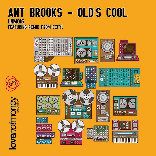 Ant Brooks альбом Old's Cool