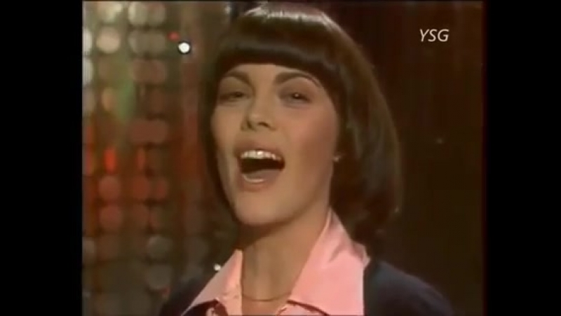 Mireille Mathieu Мирей Матье - Ciao Bambino Sorry (RARE)