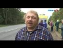 Отудара водитель вылетел измашины_ Легковушка наМ3 выехала навстречку (1)