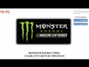 Monster Energy Nascar Cup Series, Monster Energy Open, Charlotte Motor Speedway, 19.05.2018 545TV, A21 Network