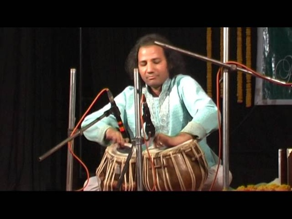 Ustad Latif khan Tabla solo in kolkata (Hawra) 10 jan 2015
