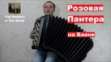 Cover Розовая Пантера на Баяне Pink Panther on Accordion
