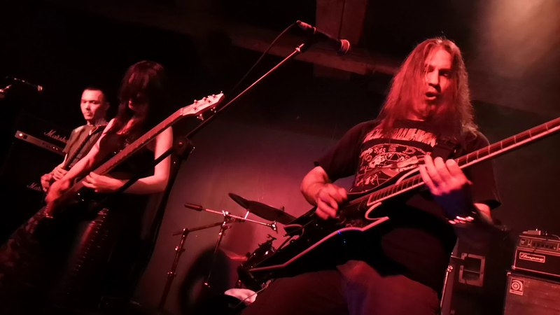 ТРУПНЫЙ ЯД 1 - live 29.04.2018, club ZOCCOLO, Saint-Petersburg, Russia