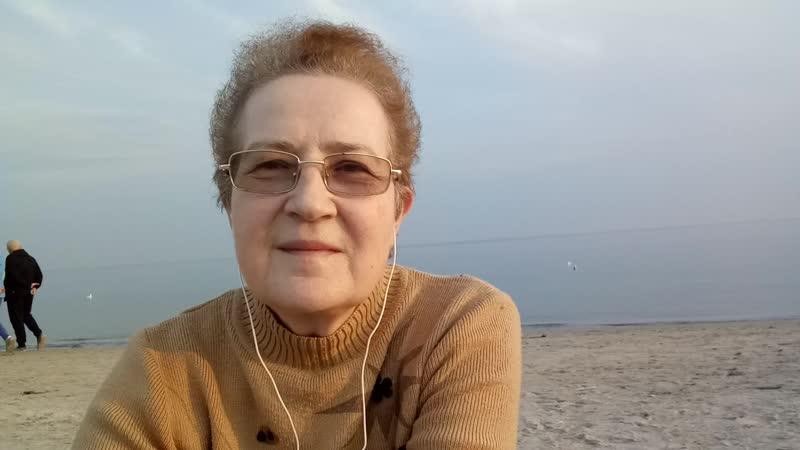 Осень в Одессе у Черного моря! Мир наполнен красотой!