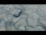 Прогулка на судне на воздушной подушке