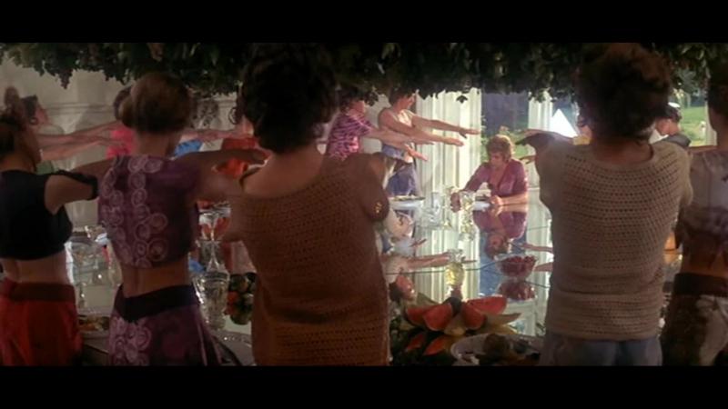 Зардоз - Zardoz (John Boorman) [1974, фантастика, антиутопия, зв(Проф, Eng), DVDRip] [XVID 720p]