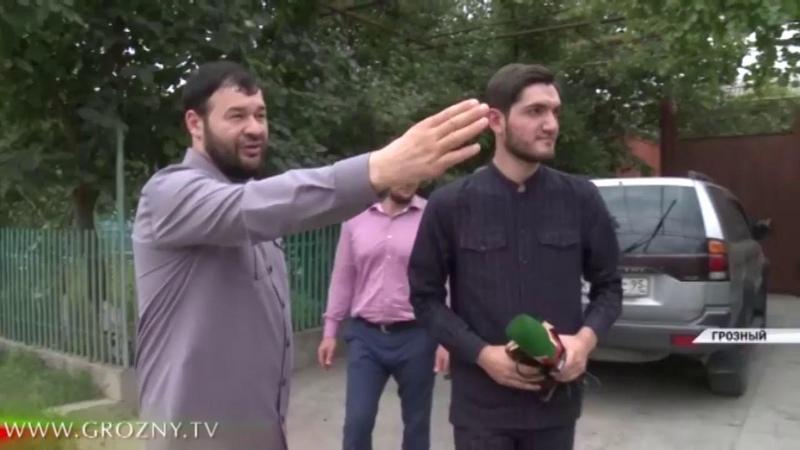 Главы администраций районов Грозного проводят инспекции по столице