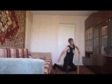 Рома Dance with stick Moby with Enya - Porcelain (Enya Remix) 30.07.18 MVI_8927
