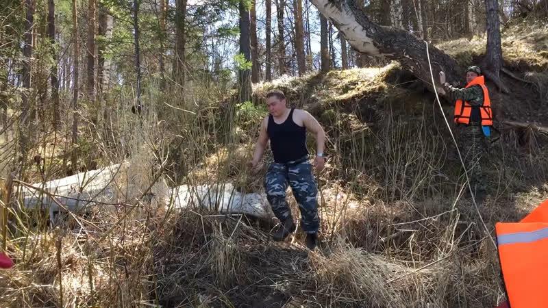 Сплав по реке Юрюзань с турклубом BEAR