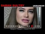 русская на кастинге у вудмана Woodman Casting Sarah Sultry 2018 порно DP, Anal, Threesome, MMF, Ass Licking