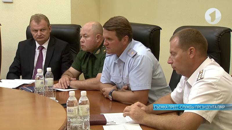 В Приднестровье улучшат материально-техническое обеспечение силового блока