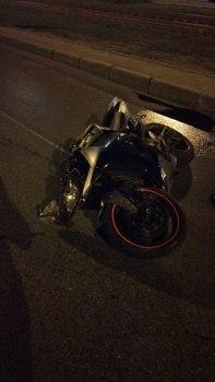На проспекте Кулакова в ДТП погиб мотоциклист