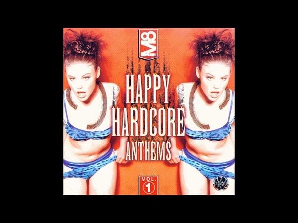 IDT HAPPY HARDCORE ANTHEMS [FULL ALBUM 14730 MIN] VOL.1 M8 MIX RARE HD HQ HIGH QUALITY 1997