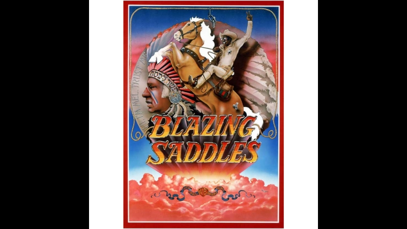Сверкающие Седла Blazing Saddles 1974 Михалёв 1080