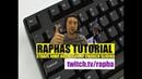 Quake Champions tutorial by Rapha strafe rocket jumping and slash crouch sliding