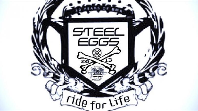 Steel eggs