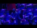 Ольга КОРМУХИНА _ Алексей БЕЛОВ (Gorky Park) - MOSCOW CALLING Закрытие Олимпиад