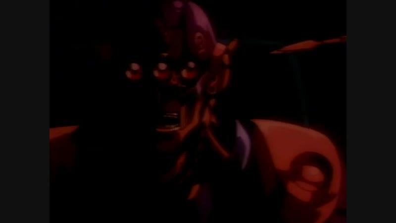 A.D. Police Files OVA _ Передовая полиция - 3 эпизод (1990) [SHIZA]