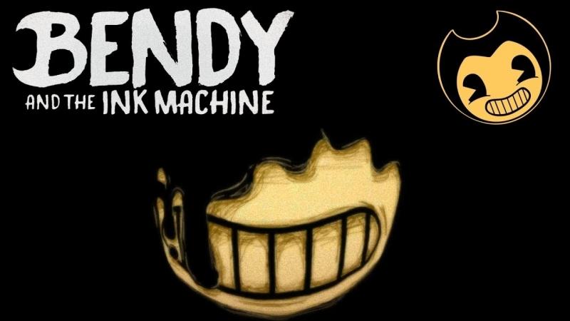 Стрим по Bendy and the Ink machine