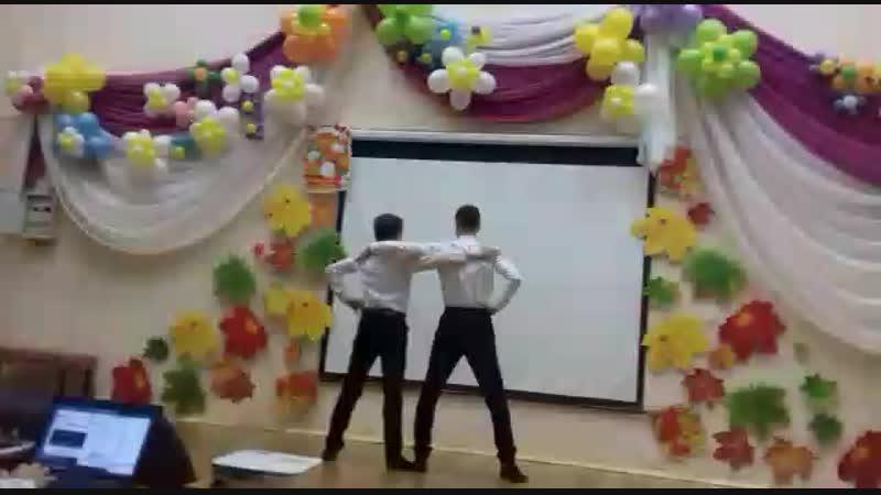 День учителя Лезгинка 2018