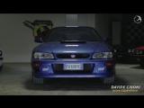 Subaru Impreza WRX STI 22B - Драйверские опыты Давида Чирони