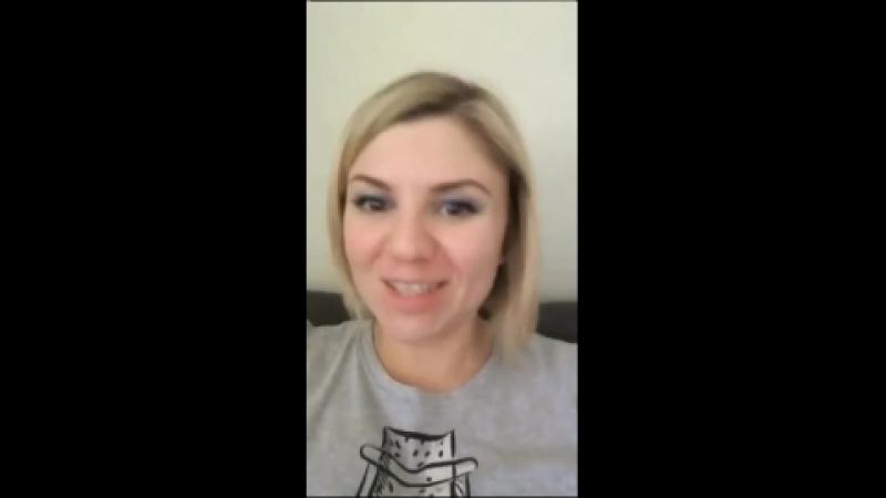 Видео_отзыв Натальи о практике access bars