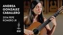 De Falla Danza del Molinero Andrea Gonzalez Caballero plays 2014 Pepe Romero Jr